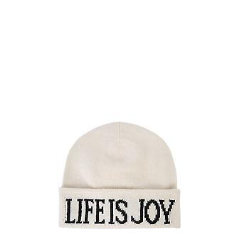 Alberta Ferretti 368066031003 Kvinder's Hvid Cashmere Hat