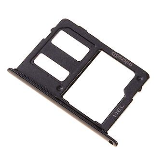 Original Samsung Galaxy A6 - SM-A600 - Dual SIM Karte Tablett - Schwarz - GH64-06838A