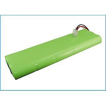 Bateria de vácuo para Elektrolux 2192110-02 Trilobite ZA1 ZA2 CS-ELT110VX 2200mAh