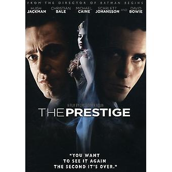 Prestige [DVD] USA import
