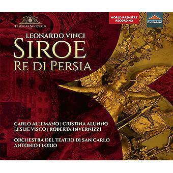 Siroe Re Di Persia [CD] USA import