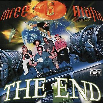 Three 6 Mafia - Da End [CD] USA import