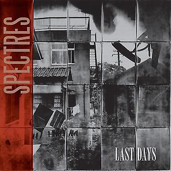 Spectres - Last Days [CD] Usa import