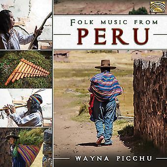 Wayna Picchu - Folk Muziek uit Peru [CD] USA import