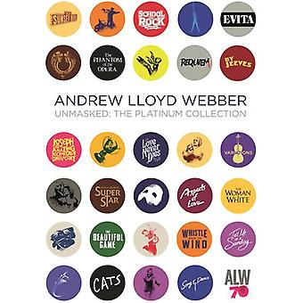 Andrew Lloyd Webber - Unmasked: The Platinum Collection [CD] USA import