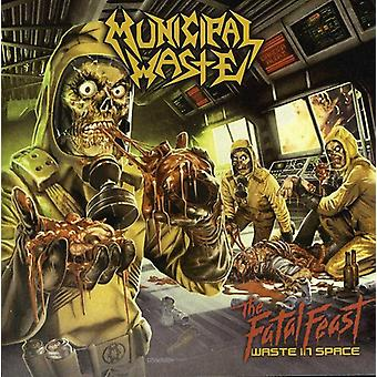 Municipal Waste - Fatal Feast [CD] USA import