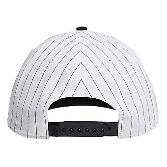 adidas Golf Mens 2020 Pinstripe Hat 6 Panel Snapback Baseball Cap