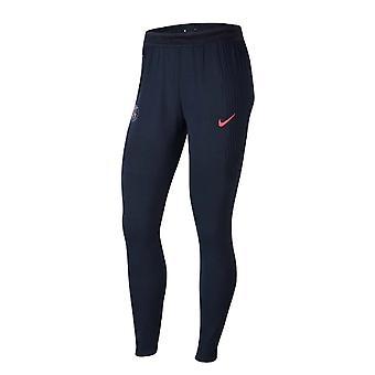 2020-2021 PSG Nike Strike Vaporknit Training Pants (Navy)