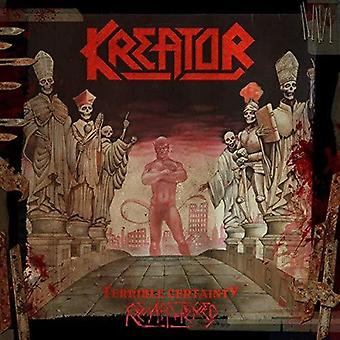 Terrible Certainty [CD] USA import