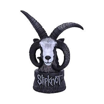 Slipknot Flaming Goat Bust Figurine
