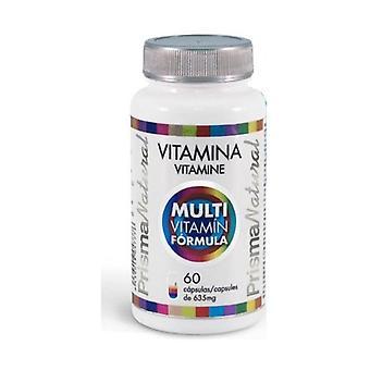 Multi Vitamin Formula 60 kapslar