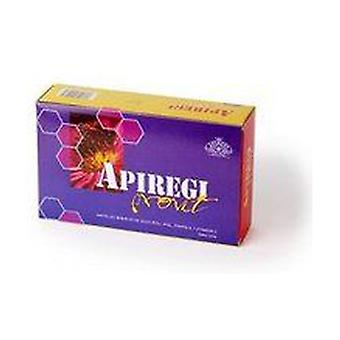 Apiregi Provit 20 ampoules of 10ml