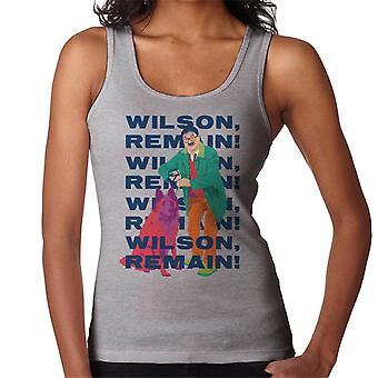 Friday Night Dinner Wilson Remain Women's Vest