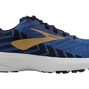 Brooks Launch 6 Blue/Gold 110297 1D 424 Men's