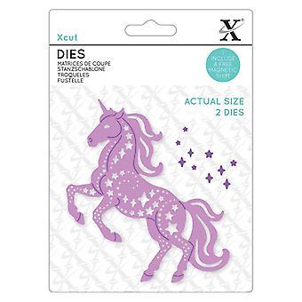 Xcut kuolee tähti yksisarvinen