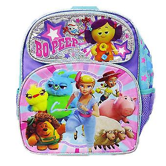 Small Backpack - Disney - Toy Story 4 - Bo Peep Purple 12