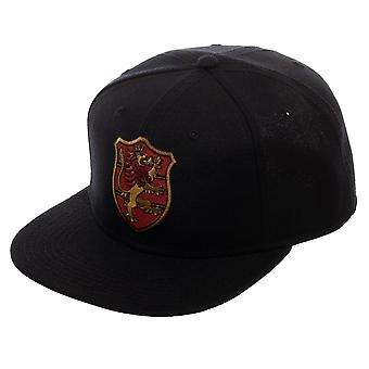 Baseball Cap - Black Clover - Crests Black Snapback New sb6vy5cru