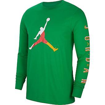 ナイキジョーダンCN3502310ユニバーサルオールイヤーメンTシャツ