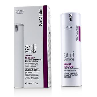 Stri vectin anti wrinkle line transforming melting serum 231791 30ml/1oz