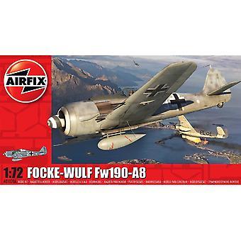 Focke Wulf Fw190A-8 1:72 Series 1 Air Fix Model Kit