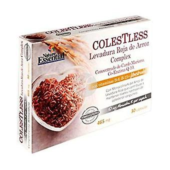 Colestless Red Rice Yeast 30 capsules