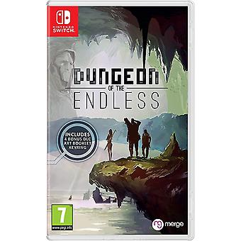 Dungeon Of The Endless Nintendo Switch Jeu
