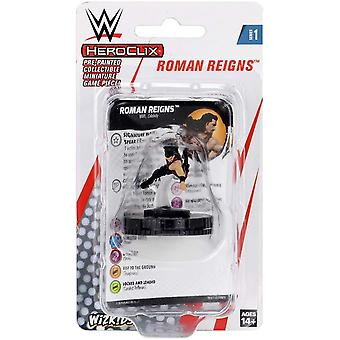 UNIT WWE HeroClix Roman Reigns Expansion Pack W1
