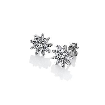 Emozioni Stella Sterling Silver Earrings EE037