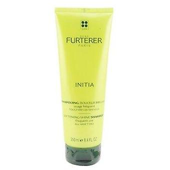 Initia Erweichung Shine Shampoo (Häufige Verwendung, alle Haartypen) 250ml oder 8,4 Unzen