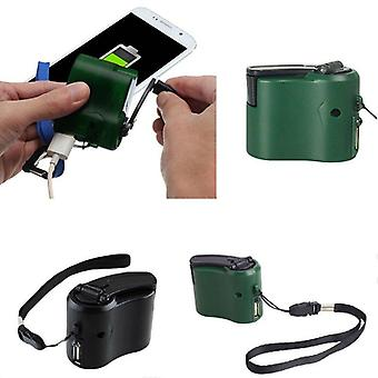 Portable Mini Emergency Hand-cranking Dynamo Charger