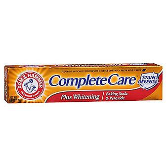 Arm & Hammer Complete Care Tandpasta, Extra Whitening 6 oz