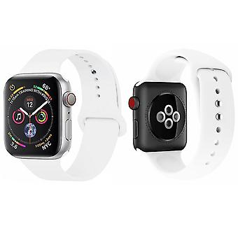 Pre hodinky Apple Watch iWatch Series 6 Se 5 4 3 38/40/42/44mm silikónový športový remienok