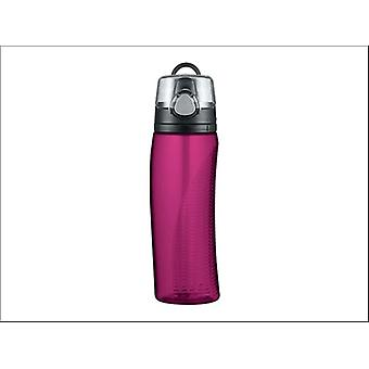 Thermos Hydration Bottle With Meter Magenta 710ml 010948
