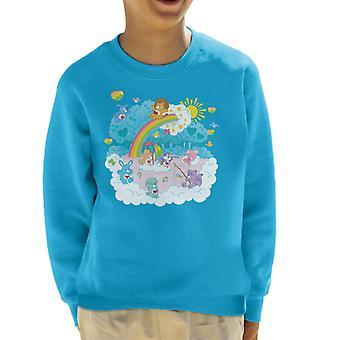Care Bears Cousins Rainbow Lake Kid's Sweatshirt