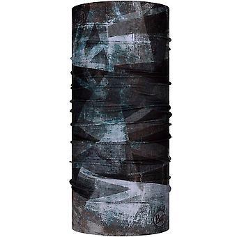 Buff Adults Original Outdoor Protective Bandana Neckwear Tubular - Geoline Grey