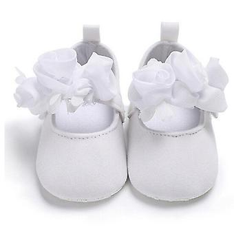 Bowknot Soft Bottom Casual Baby Krybbe Sko