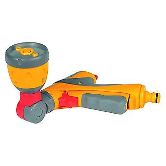 Hozelock Ultra Twist Sprinkler Gun - 2 in 1 Spray Gun and Sprinkler / 2695