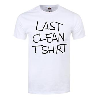 Grindstore Menns Siste Rene T-skjorte
