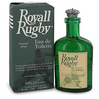 Royall Rugby Eau De Toilette Spray By Royall Fragrances 8 oz Eau De Toilette Spray