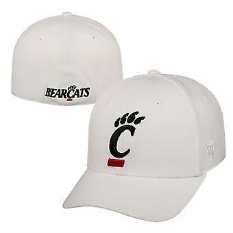 Cincinnati Bearcats NCAA HINAA Valkoinen Premium Collection Memory Fit Hat