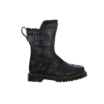 Dr Martens Kristy Mid FL Black Luxor 26235001 zapatos universales de invierno para mujer