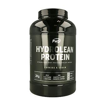 Hydrolean Protein Cookies Cream 2 kg