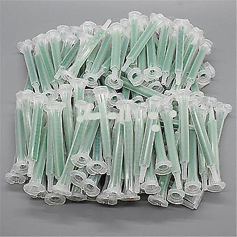 Conjunto de jeringas de boquilla de tubo de mezcla de resina Ab Glue