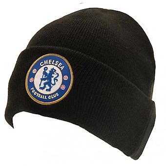 Chelsea FC Unisex Erwachsene Beanie