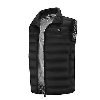Men Outdoor Usb Infrared Heating Vest Jacket, Women, Winter Electric Thermal