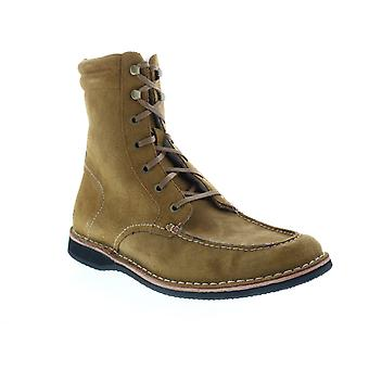 Andrew Marc Dorchester Sherpa AMDORSPS-2058 Mens Brown Suede Casual Dress Boots