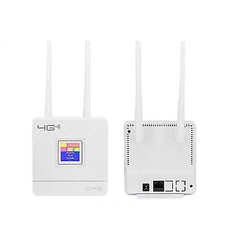 Wan/lan-port ekstern antenne