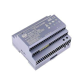 Muovikotelo, Step Shape-hdr Series Dc Ultra Slim Din Rail, Virtalähde