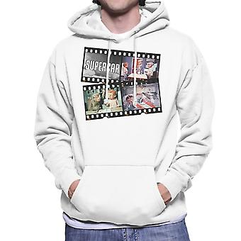 Supercar Film Roll Men's Hooded Sweatshirt