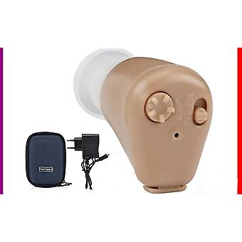 Hearing Aid Rechargeable Battery Mini Invisible Sound Amplifier Volume